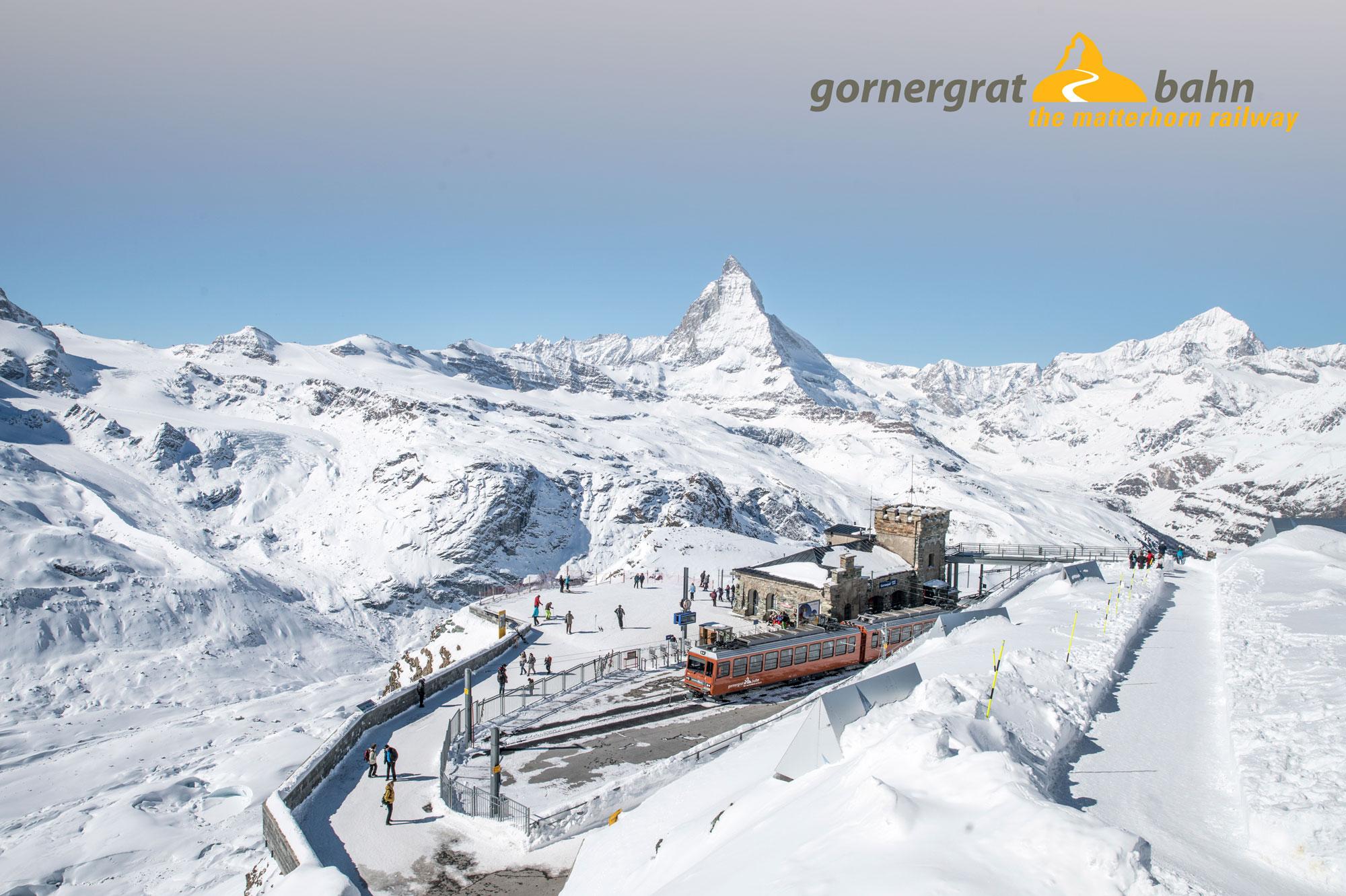 Gornergrat-Winter-Feature