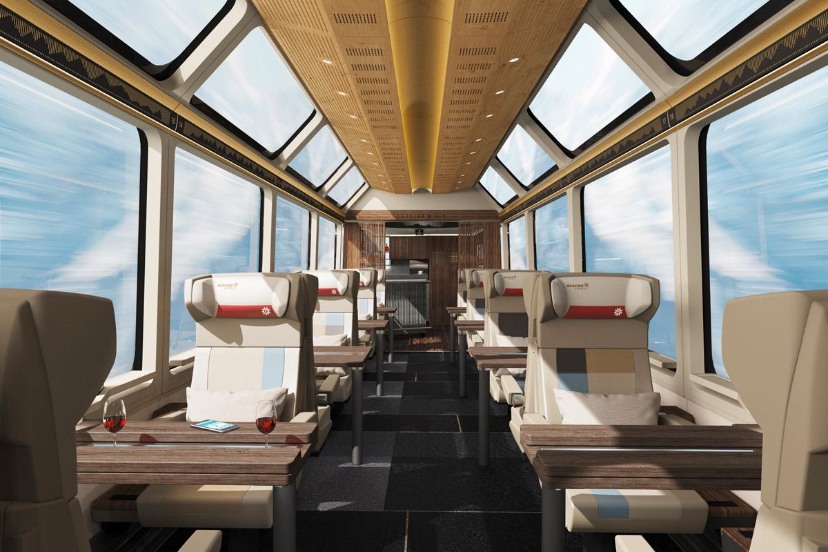 Neue Premium Wagenklasse Glacier Express Excellence Class   Swiss ...