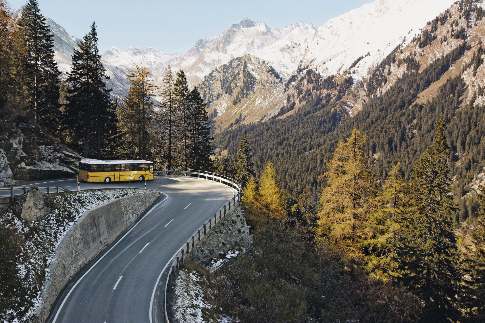 Swiss Travel System - PostAuto