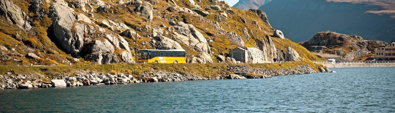 Central Alps Passes - Postauto