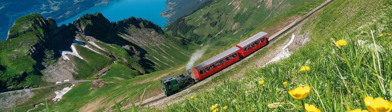 Brienzer Rothorn Cogwheel Train