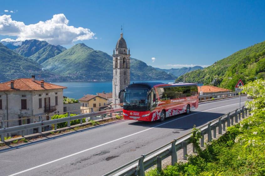 Bernina Express Bus Tirano