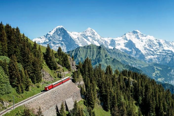 Jungfrau Bahnen