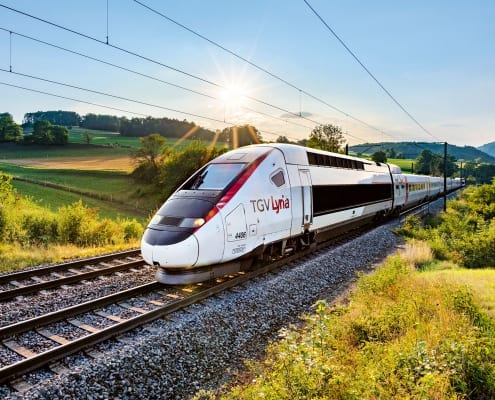 TGV International Connection
