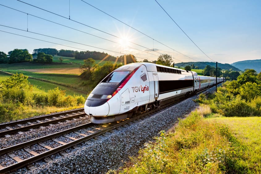 TGV International Connection