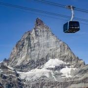 Zermatt Bergbahnen - Crystal Ride