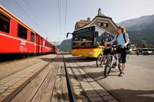 Bicycle Rentals in Switzerland