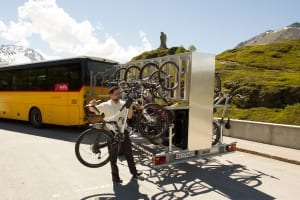 Bicycle Shipping in Switzerland