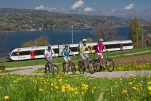 Bicycle Transport in Switzerland