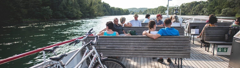 Individual Bicycle Transport in Switzerland