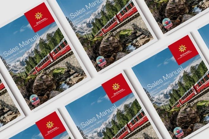 Swiss Travel System Sales Manual 2018