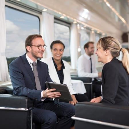 Charter Train - Salon de Luxe