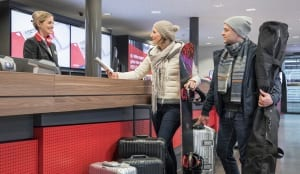 Luggage Transport Services within Switzerland