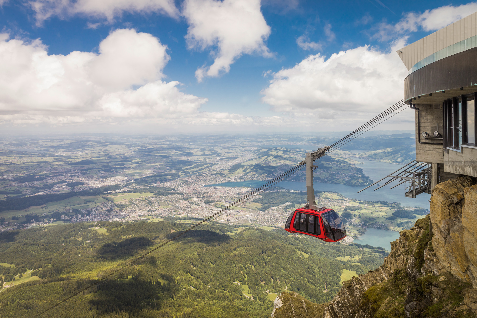 Pilatus Dragon Ride