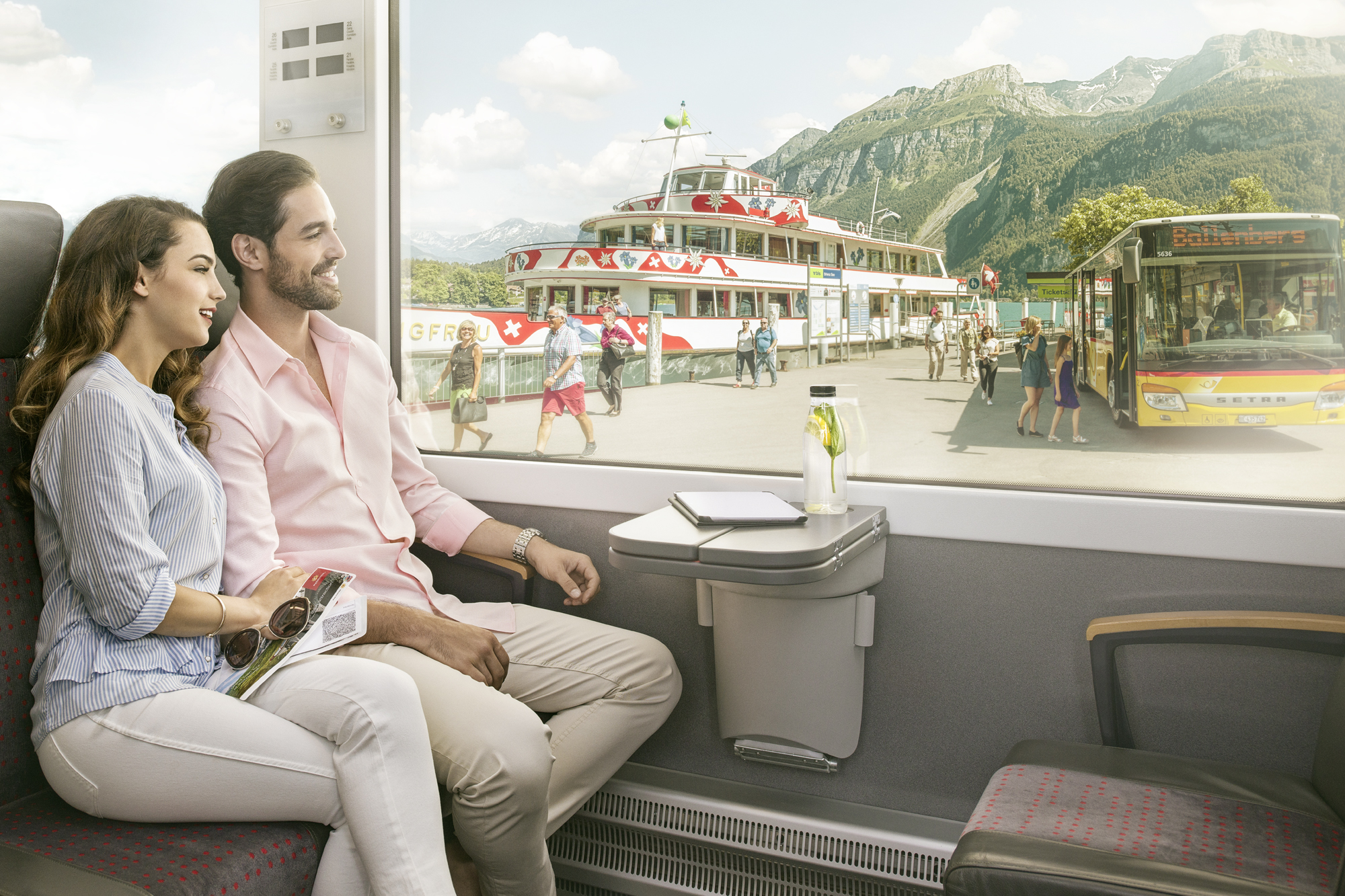 Swiss Travel System - Accessibility
