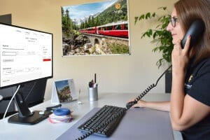 Swiss Travel System - Distribution System
