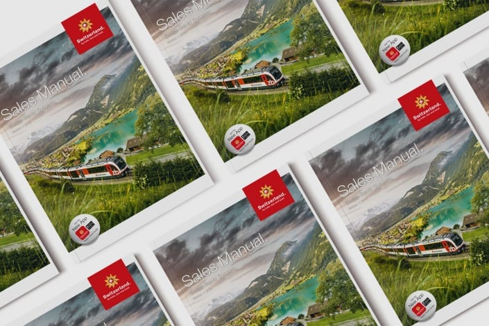 Swiss Travel System Sales Manual 2019