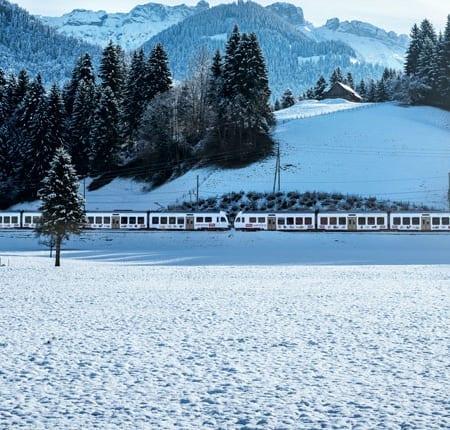 Theme routes winter