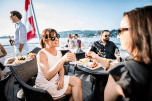 Event on Lake Lucerne