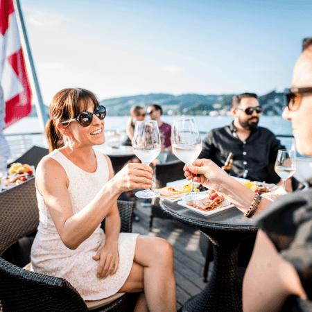 Event on Lake Lucerne