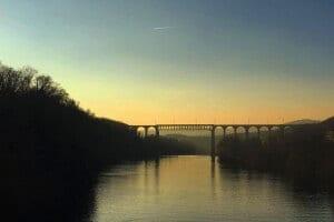 Railway bridge Eglisau (© instagram.com/magthr)