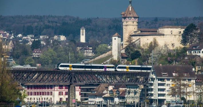 Thurbo in Schaffhausen