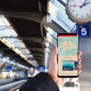 Grand Train Tour of Switzerland App
